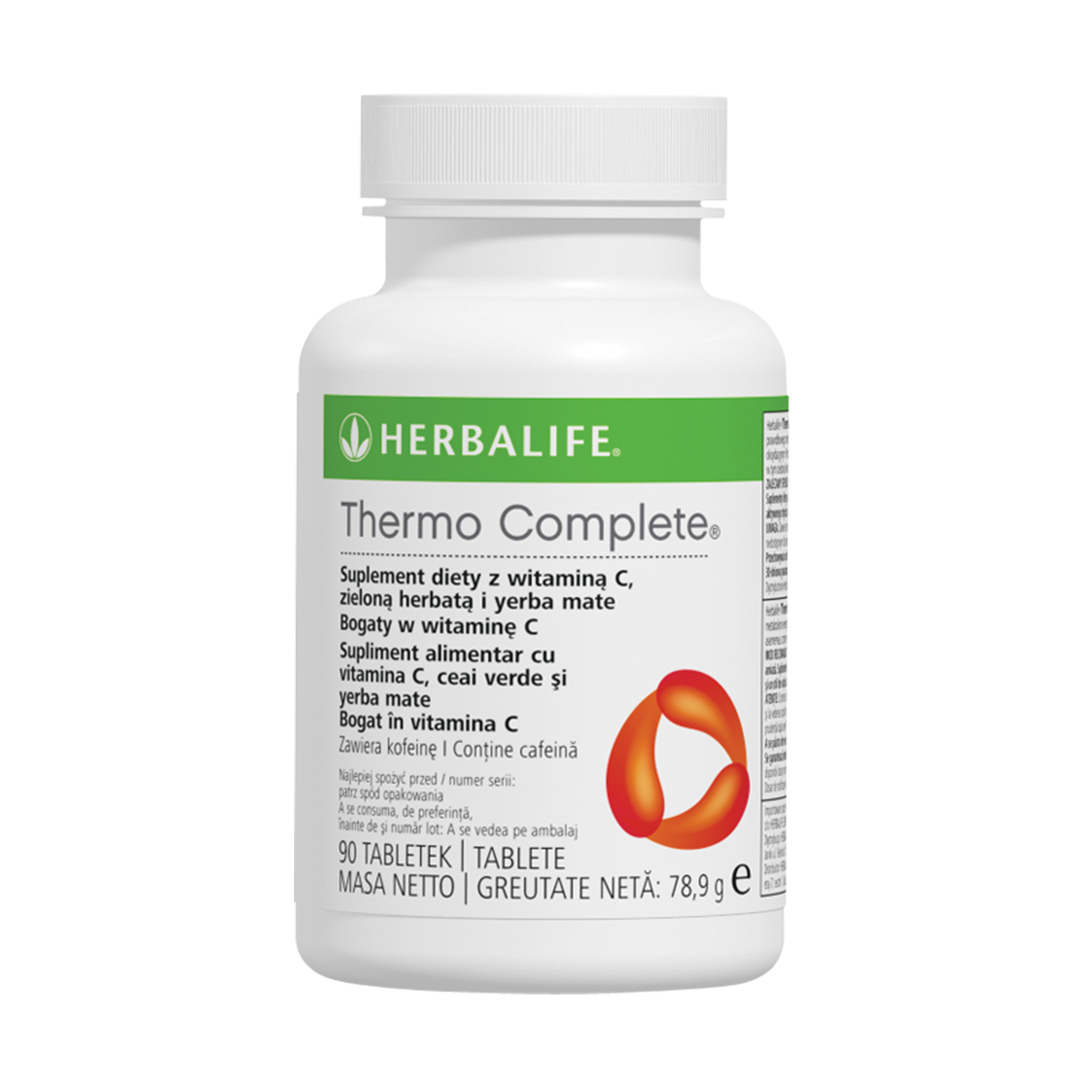 Thermo Complete® Supliment alimentar product shot