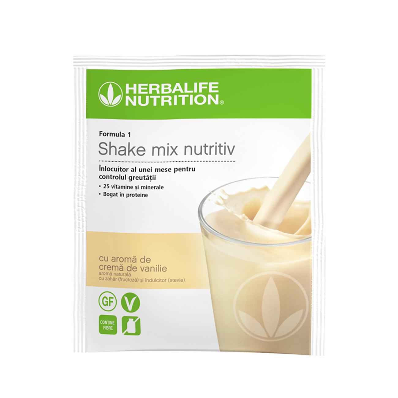 Pierde în greutate în mod eficient cu FiguActiv shake vanilie