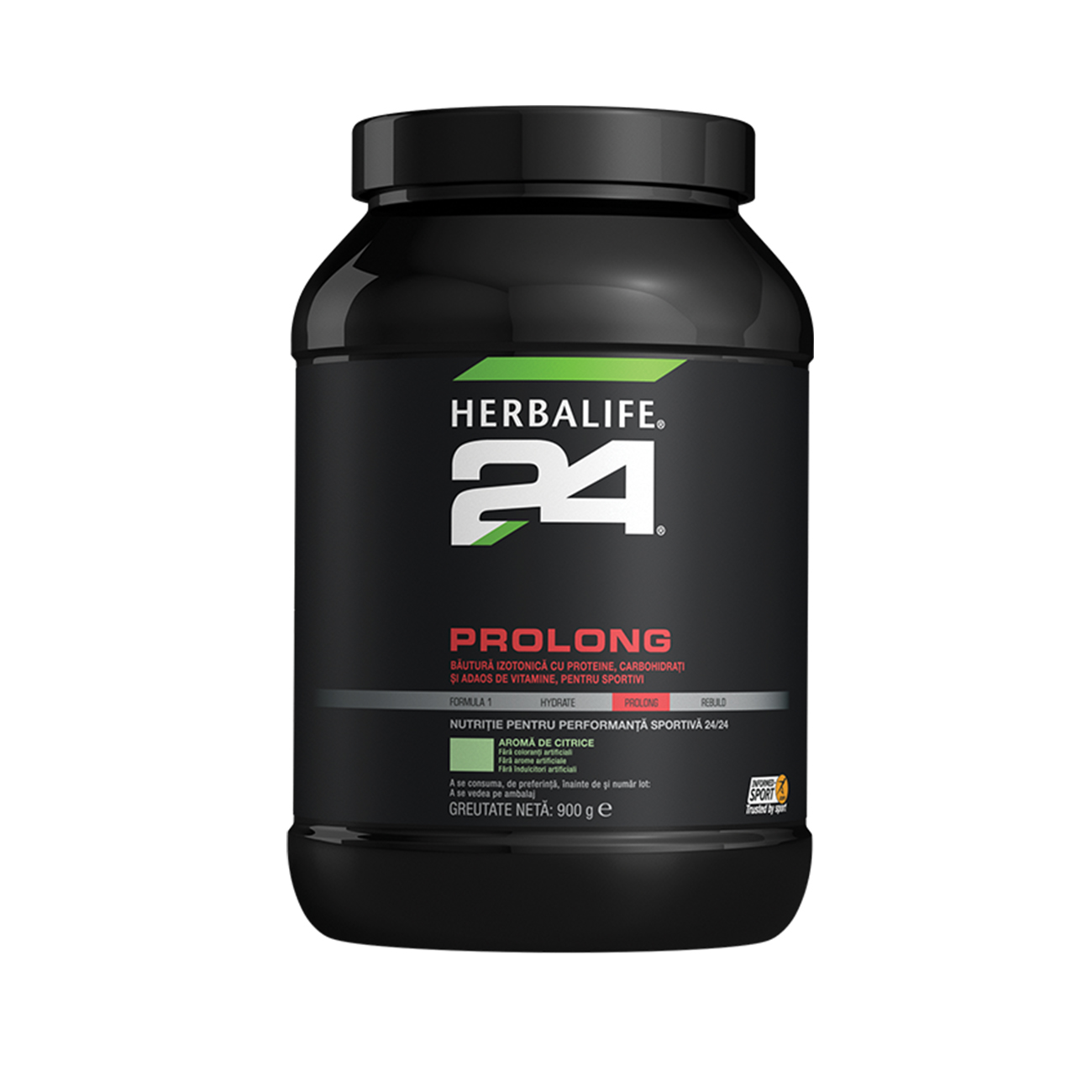 Herbalife24® Prolong Băutură carbo-proteică Citrice product shot