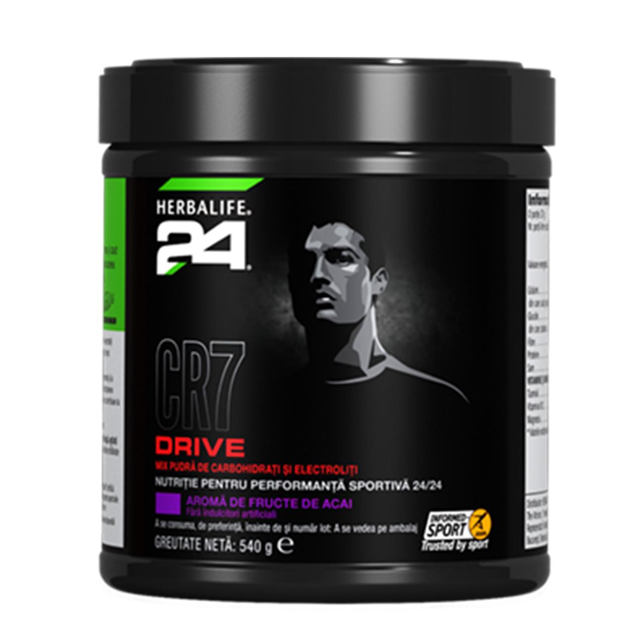 Herbalife24® CR7 Drive Sports Drink Acai Berry product shot
